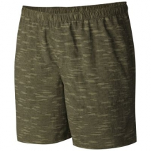 Men's Class IV Printed Short by Mountain Hardwear
