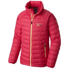 Micro Ratio Down Jacket-Girls