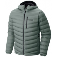 StretchDown Hooded Jacket by Mountain Hardwear in Traverse City Mi