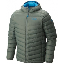 Micro Ratio Hooded Down Jacket by Mountain Hardwear
