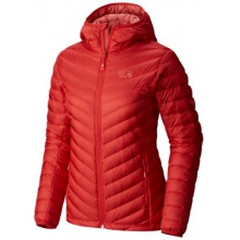 Women's Micro Ratio Hooded Down Jacket by Mountain Hardwear