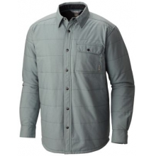 Yuba Pass Fleece Lined Shacket by Mountain Hardwear