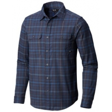 Men's Stretchstone Long Sleeve Shirt by Mountain Hardwear in Medicine Hat Ab