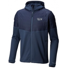 Men's 32 Degree Insulated Hooded Jacket by Mountain Hardwear in Opelika Al