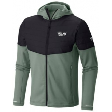 Men's 32 Degree Insulated Hooded Jacket by Mountain Hardwear