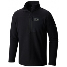 Men's Toasty Twill Fleece 1/2 Zip by Mountain Hardwear in Coeur Dalene Id