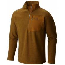 Toasty Twill Fleece 1/2 Zip by Mountain Hardwear in Chesterfield Mo