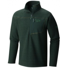 Men's Toasty Twill Fleece 1/2 Zip by Mountain Hardwear in Nashville Tn