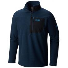 Men's Toasty Twill Fleece 1/2 Zip by Mountain Hardwear in Bowling Green Ky