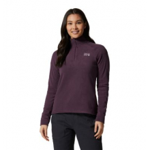 Women's Microchill 2.0 Zip T by Mountain Hardwear