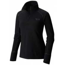 Women's Microchill 2.0 Zip T by Mountain Hardwear in Champaign Il
