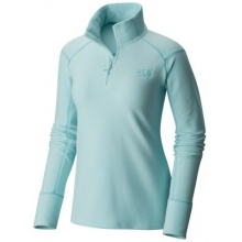 Women's Microchill 2.0 Zip T by Mountain Hardwear in Madison Al
