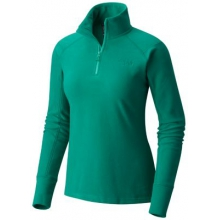 Women's Microchill 2.0 Zip T by Mountain Hardwear in Rochester Hills Mi