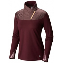 Women's 32 Degree Insulated 1/2 Zip by Mountain Hardwear