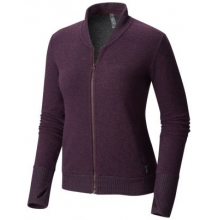 Women's Sarafin Long Sleeve Bomber by Mountain Hardwear in Costa Mesa Ca