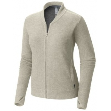 Women's Sarafin Long Sleeve Bomber by Mountain Hardwear in Kirkwood Mo
