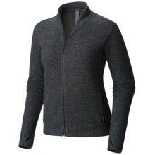 Women's Sarafin Long Sleeve Bomber by Mountain Hardwear in Champaign Il
