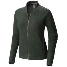 Women's Sarafin Long Sleeve Bomber by Mountain Hardwear in Ramsey Nj