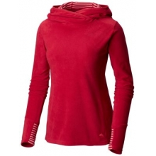 Women's Microchill Lite Pullover Hoody by Mountain Hardwear