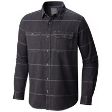 Men's Frequenter Stripe Long Sleeve Shirt by Mountain Hardwear in Coeur Dalene Id