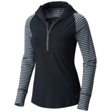 Women's Butterlicious Stripe Hoody by Mountain Hardwear