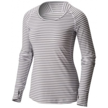 Women's Butterlicious Stripe Long Sleeve Crew