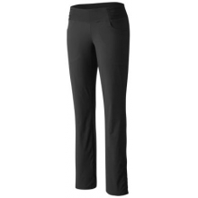 Women's Dynama Pant by Mountain Hardwear in Red Deer Ab
