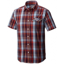 Men's Farthing Short Sleeve Shirt by Mountain Hardwear in Champaign Il