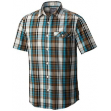 Men's Farthing Short Sleeve Shirt by Mountain Hardwear in Denver Co