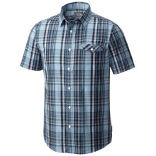 Men's Farthing Short Sleeve Shirt by Mountain Hardwear in Clinton Township Mi