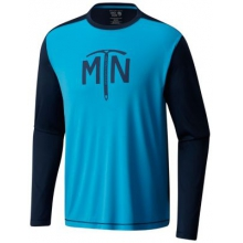 Men's Wicked Logo Long Sleeve T by Mountain Hardwear