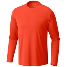 Men's Wicked Long Sleeve T by Mountain Hardwear