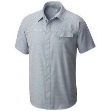 Men's Technician Short Sleeve Shirt by Mountain Hardwear