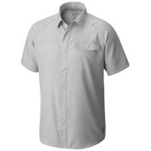 Men's Technician Short Sleeve Shirt by Mountain Hardwear in Ponderay Id