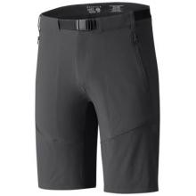 Men's Chockstone Hike Short by Mountain Hardwear in Whistler Bc