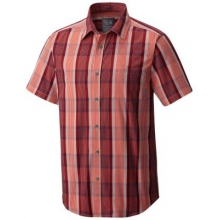 Men's Sutton Short Sleeve Shirt by Mountain Hardwear in Manhattan Ks