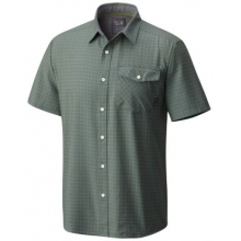 Men's Drummond Short Sleeve Shirt by Mountain Hardwear in Portland Me