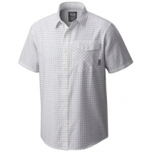 Men's Drummond Short Sleeve Shirt by Mountain Hardwear in Kirkwood Mo