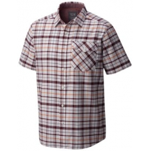 Men's Drummond Short Sleeve Shirt by Mountain Hardwear in Corvallis Or