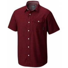 Men's Drummond Short Sleeve Shirt by Mountain Hardwear