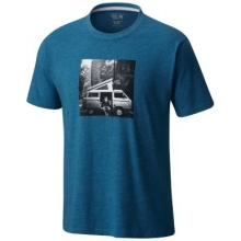 Men's A Man and His Van Short Sleeve T