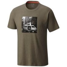 Men's A Man and His Van Short Sleeve T by Mountain Hardwear in Flagstaff Az