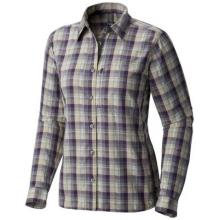Women's Canyon AC Long Sleeve Shirt by Mountain Hardwear in Prescott Az