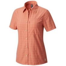 Women's Canyon AC Short Sleeve Shirt by Mountain Hardwear