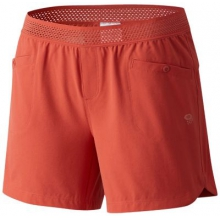 Women's Right Bank Scrambler Short by Mountain Hardwear