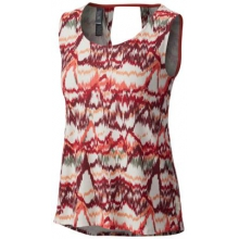 Women's Everyday Perfect Printed Tank by Mountain Hardwear in Lake Geneva Wi