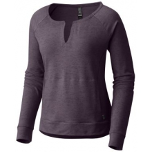 Women's Burned Out Long Sleeve Shirt by Mountain Hardwear in Traverse City Mi