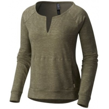 Women's Burned Out Long Sleeve Shirt by Mountain Hardwear in Denver Co