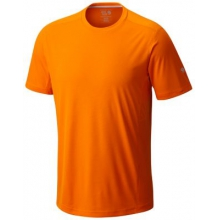 Men's Photon Short Sleeve T by Mountain Hardwear in Solana Beach Ca
