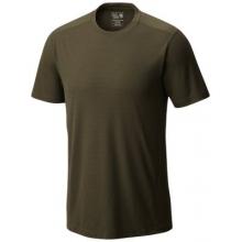 Men's Photon Short Sleeve T by Mountain Hardwear in Arcadia Ca